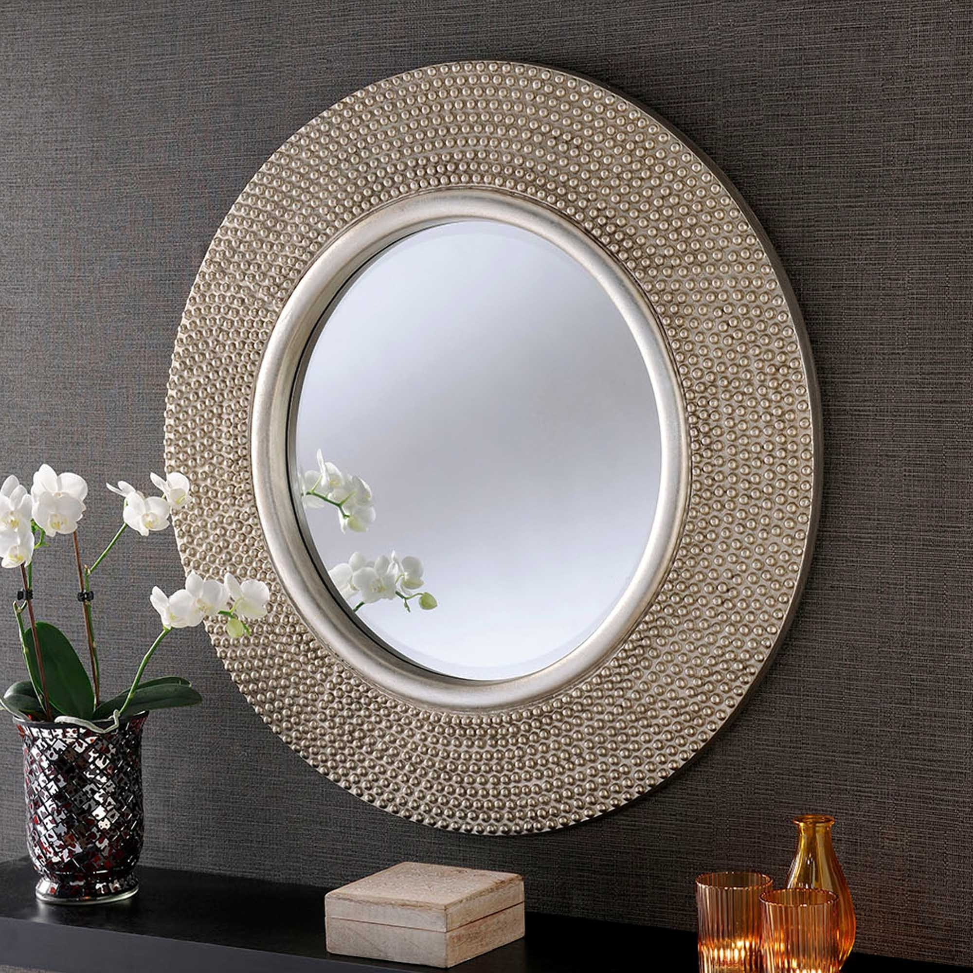 Featured Photo of Studded Wall Mirrors