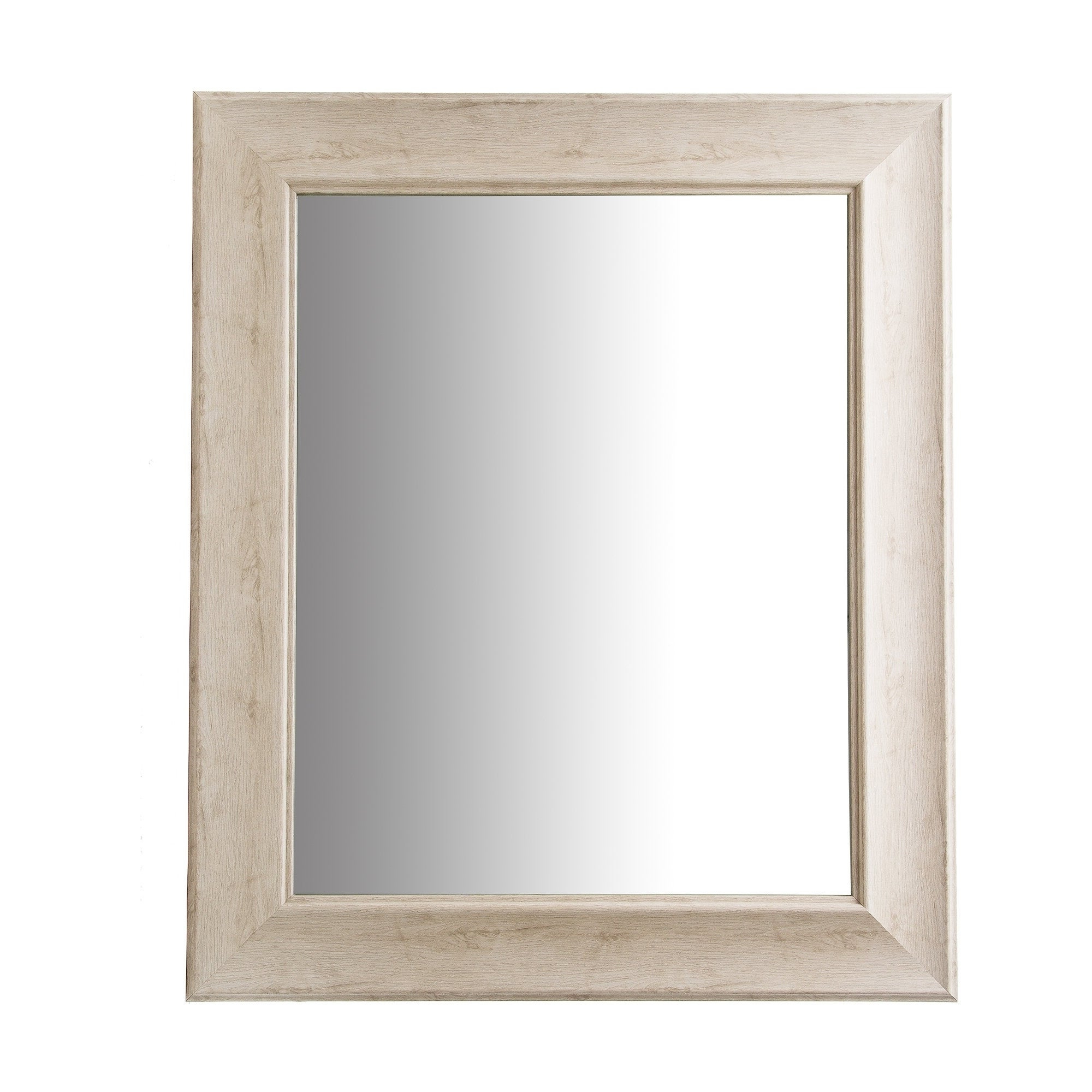 Fashionable Traditional Beveled Accent Mirrors Regarding 16X20 Traditional Beveled Wall Mirror (View 20 of 20)