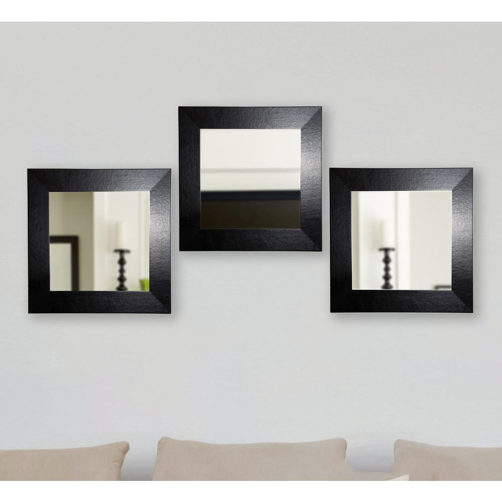 Fashionable Wide Wall Mirrors Pertaining To 22 In. X 22 In (View 13 of 20)