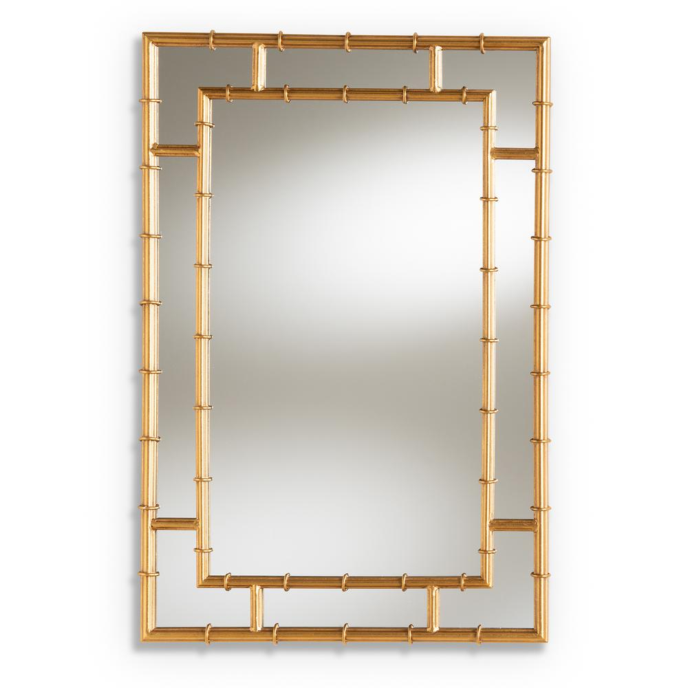 Favorite Adra Antique Gold Wall Mirror Regarding Gold Wall Mirrors (View 3 of 20)