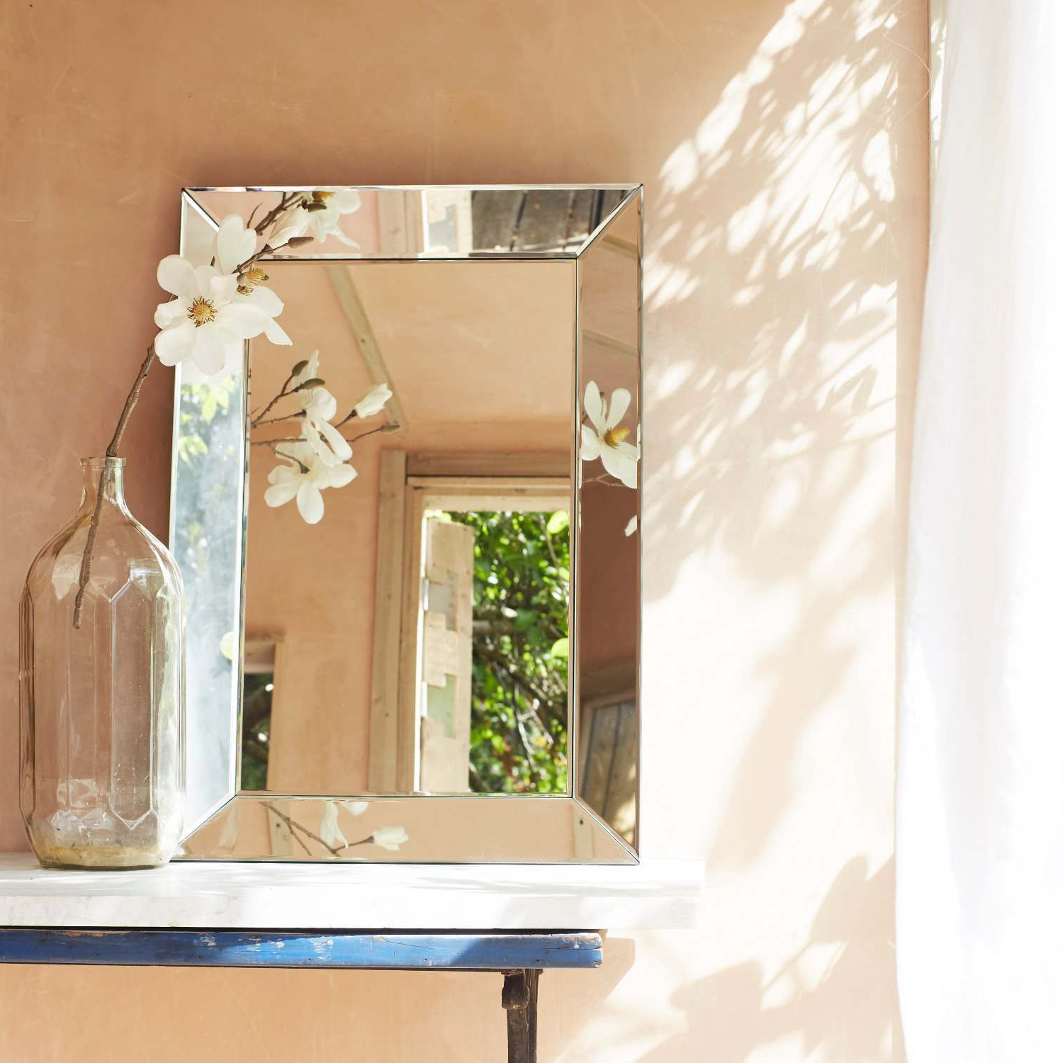 Favorite Bevelled Edge Mirrors Intended For Extra Large Bevelled Edge Wall Mirrors (View 6 of 20)
