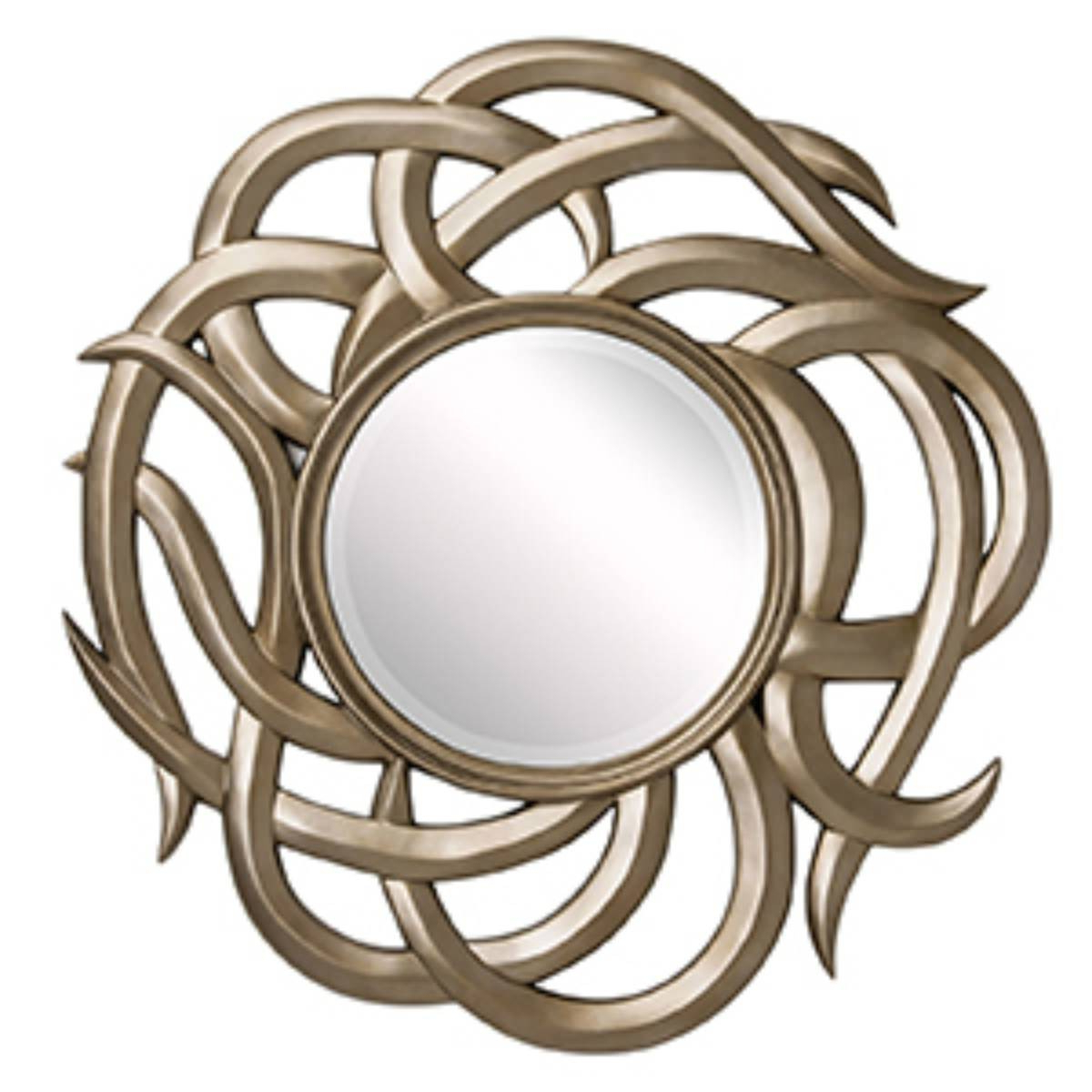 Favorite Buy Premier Home Chirico Champagne Wall Mirror (View 14 of 20)