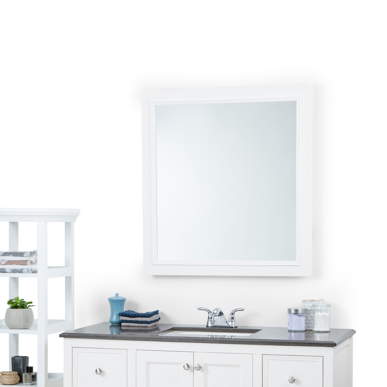 Favorite Charlton Home Burgoyne Vanity Mirror Regarding Burgoyne Vanity Mirrors (View 3 of 20)