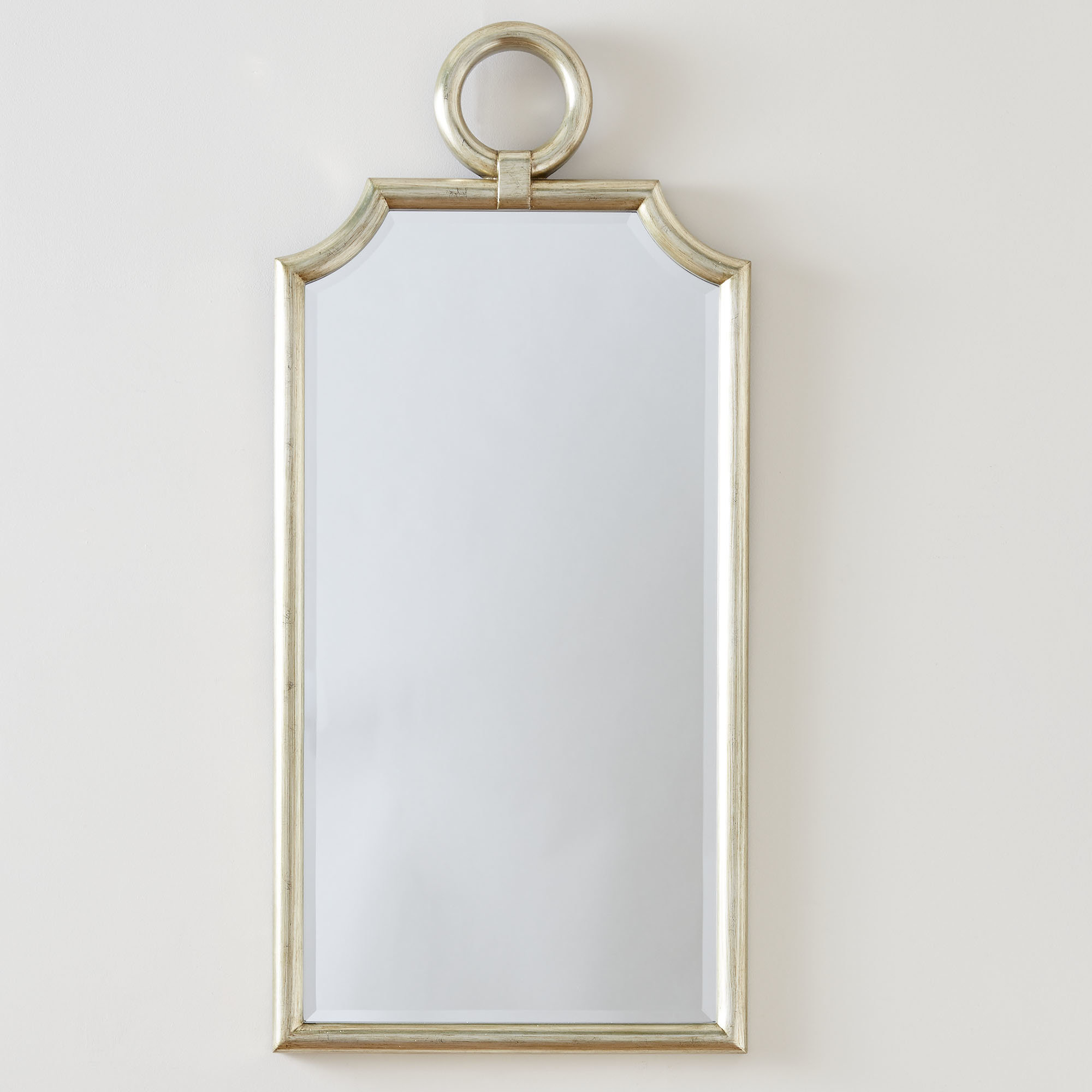 Favorite Charlton Home Mirabel Accent Mirror Inside Luna Accent Mirrors (View 11 of 20)
