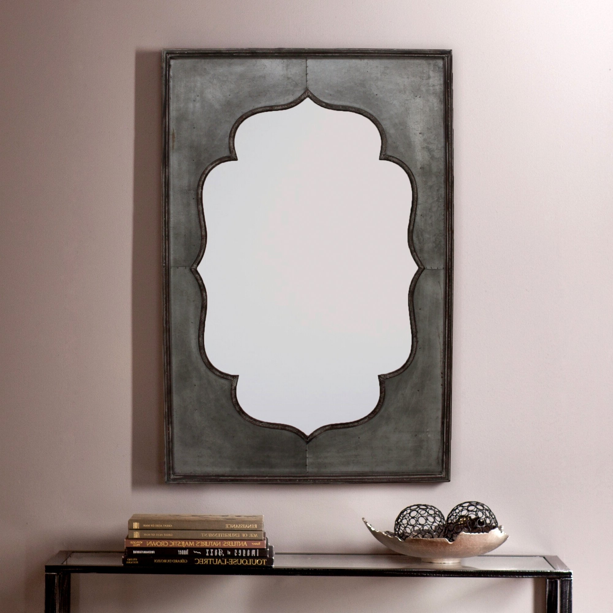 Favorite Ekaterina Arch/crowned Top Wall Mirrors Inside Killingsworth Wall Mirror (View 9 of 20)