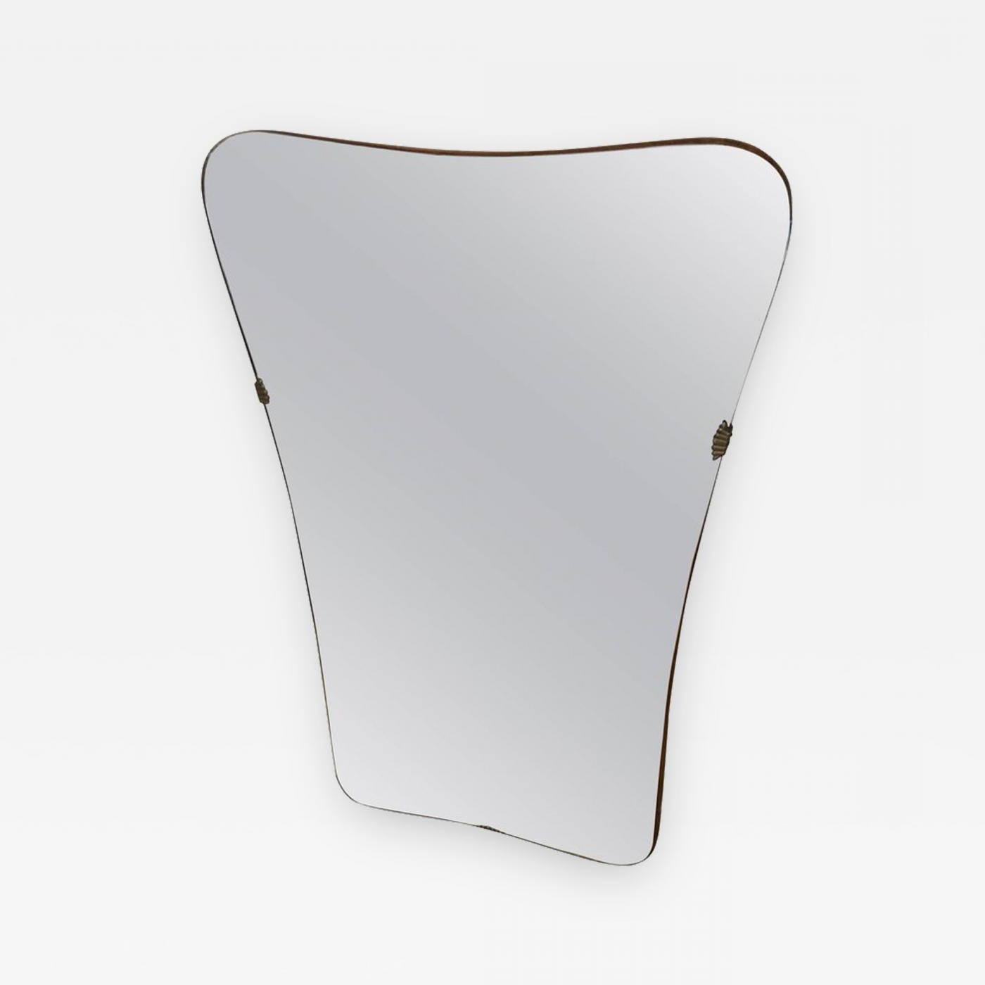 Favorite Gio Ponti – Italian Mid Century Modern Wall Mirror In The Style Of Gio Ponti Inside Mid Century Modern Wall Mirrors (View 10 of 20)