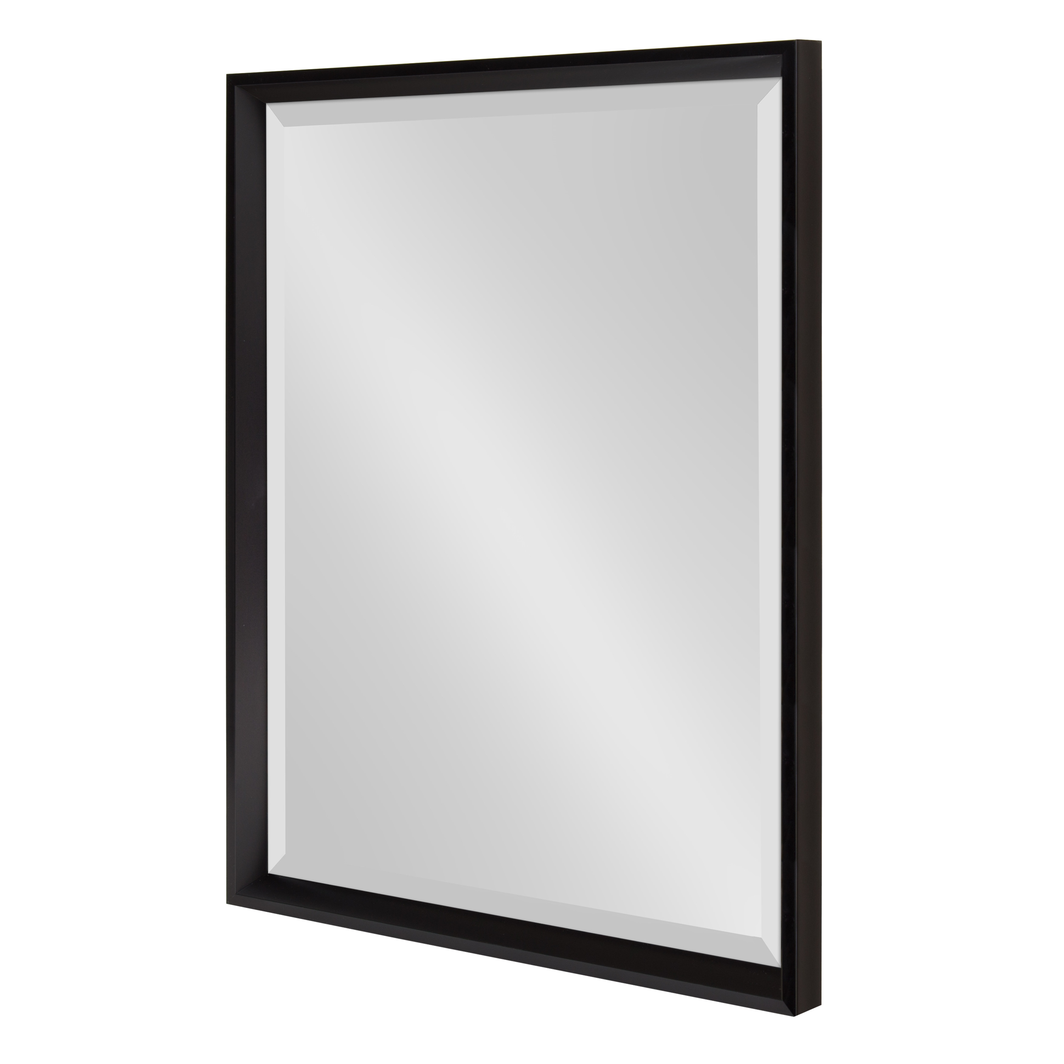 Favorite Kate And Laurel Calter Framed Decorative Rectangle Wall Mirror, 19.5x (View 16 of 20)