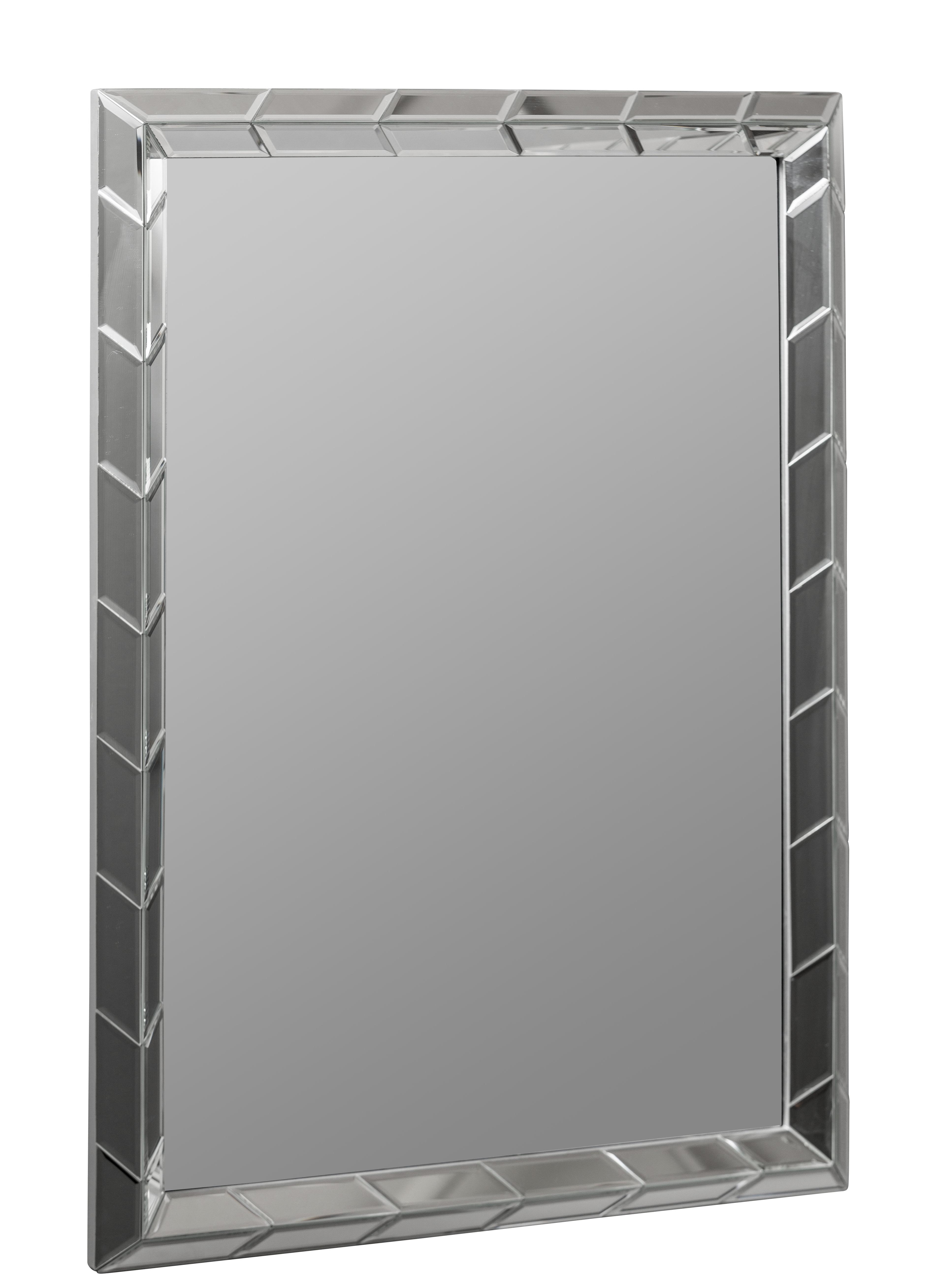 Favorite Reba Accent Wall Mirrors With Regard To Edie Wall Mirror (View 2 of 20)