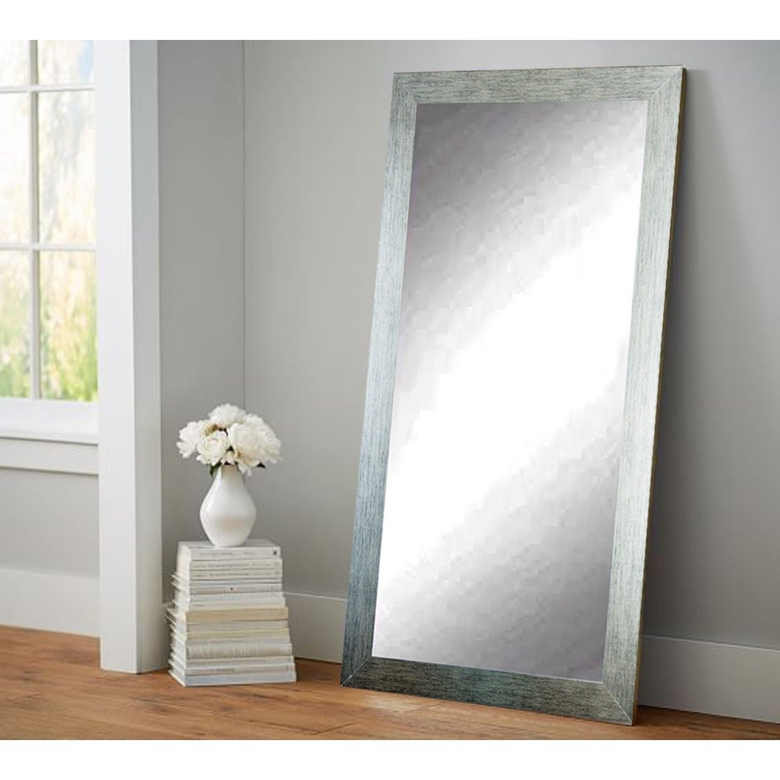 Favorite Silver 32 X 65.5 Inch Tall Vanity Wall Mirror In Vanity Wall Mirrors (Gallery 9 of 20)