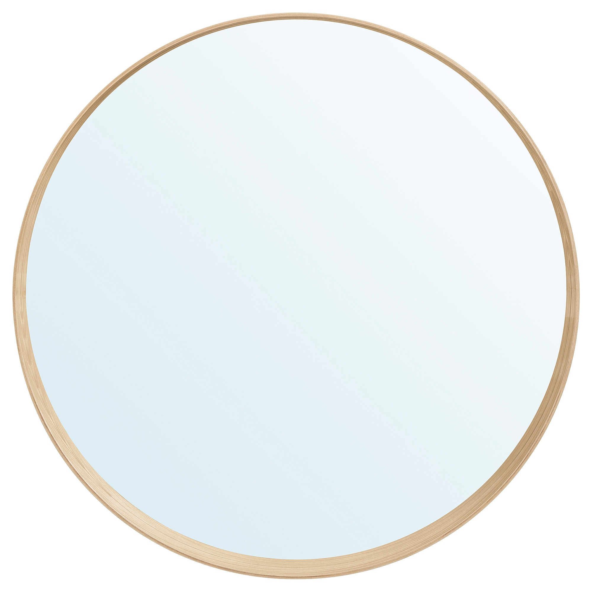 Favorite Stockholm – Mirror, Walnut Veneer Throughout Ikea Round Wall Mirrors (View 16 of 20)