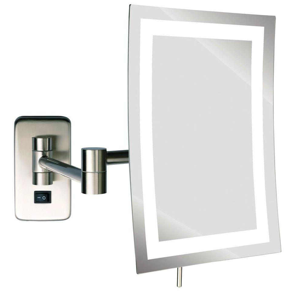 Favorite Swivel Wall Mirrors With See All 6 In. X 9 In (View 12 of 20)