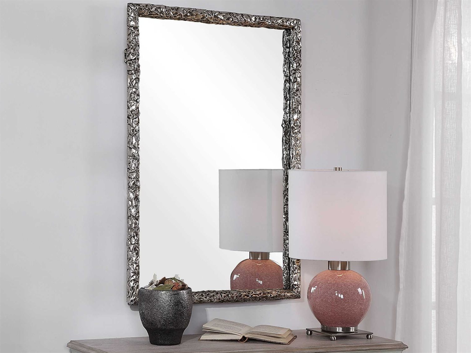 Favorite Uttermost Greer Wall Mirror Pertaining To Uttermost Wall Mirrors (View 6 of 20)