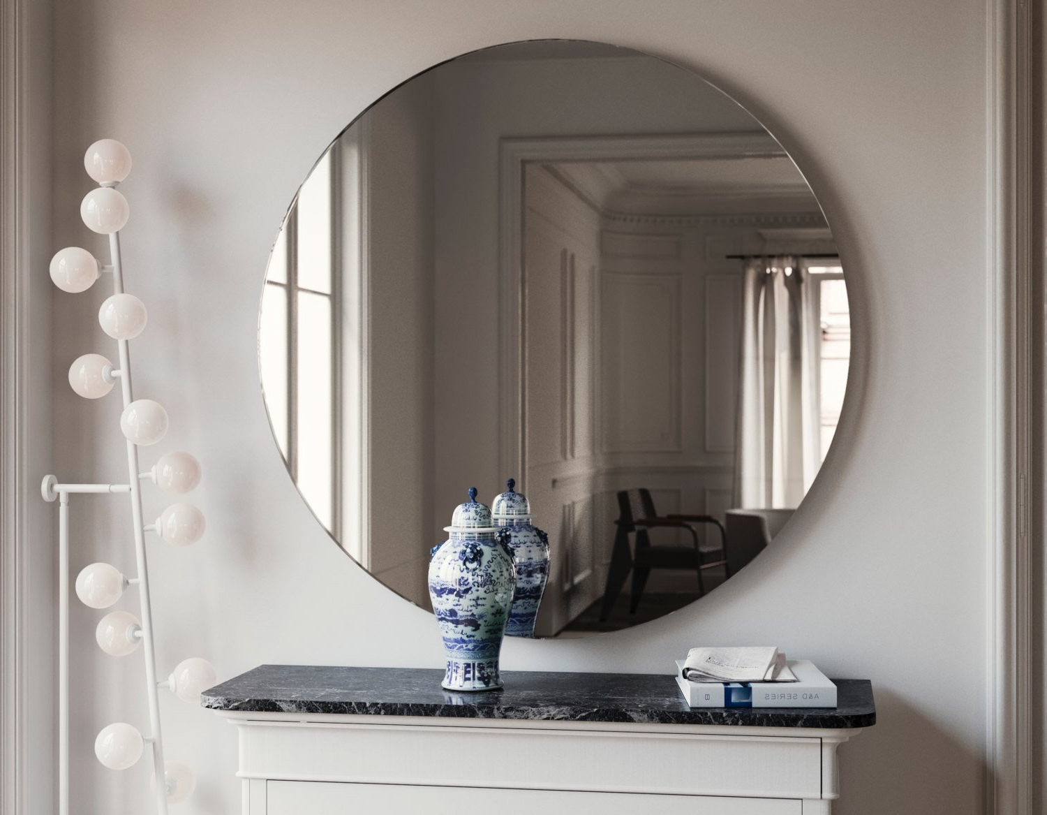 Find The Perfect Oversized Mirrors – Tips & Suggestions For For Recent Oversized Wall Mirrors (View 14 of 20)