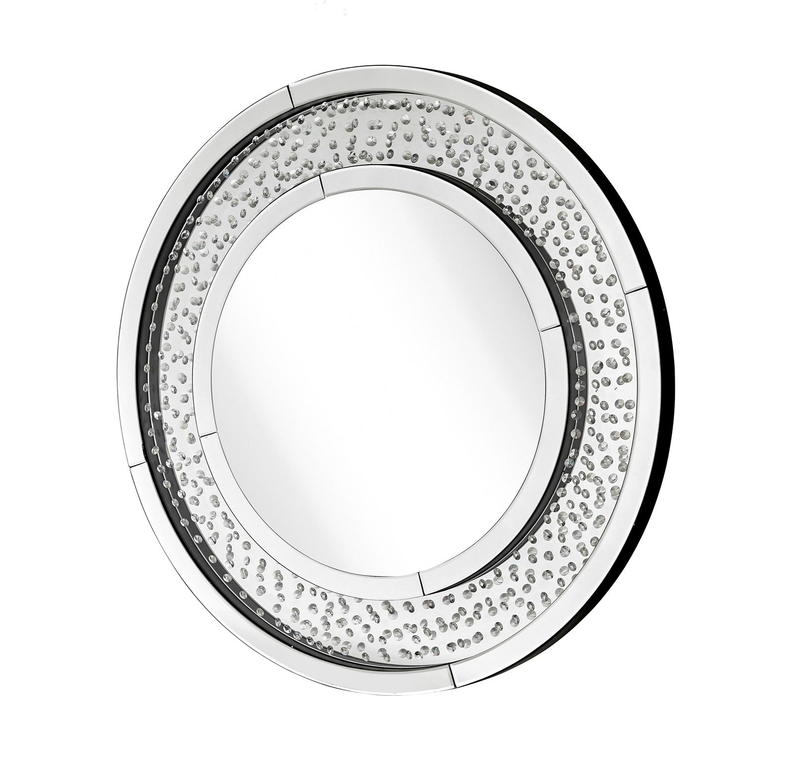 Floating Crystal – Floating Crystal Wall Mirror Inside Best And Newest Wall Mirrors With Crystals (Gallery 11 of 20)