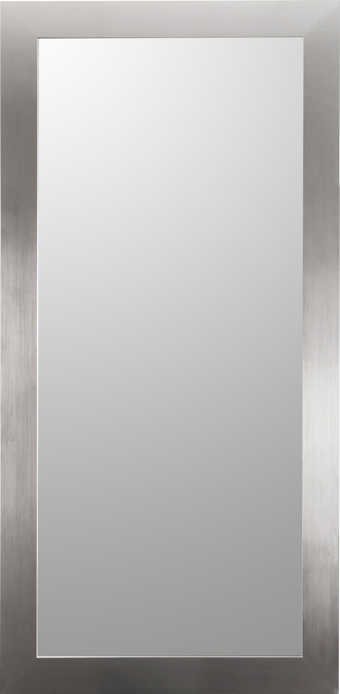 Full Body Floor Modern & Contemporary Full Length Mirror Inside 2020 Sartain Modern & Contemporary Wall Mirrors (View 7 of 20)