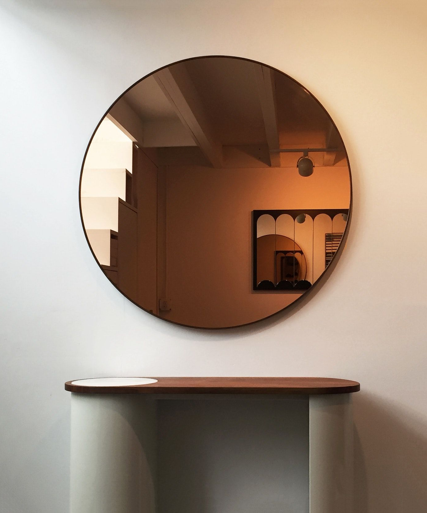 Full Circle Mirrorbower, Now Available At Haute Living (View 10 of 20)