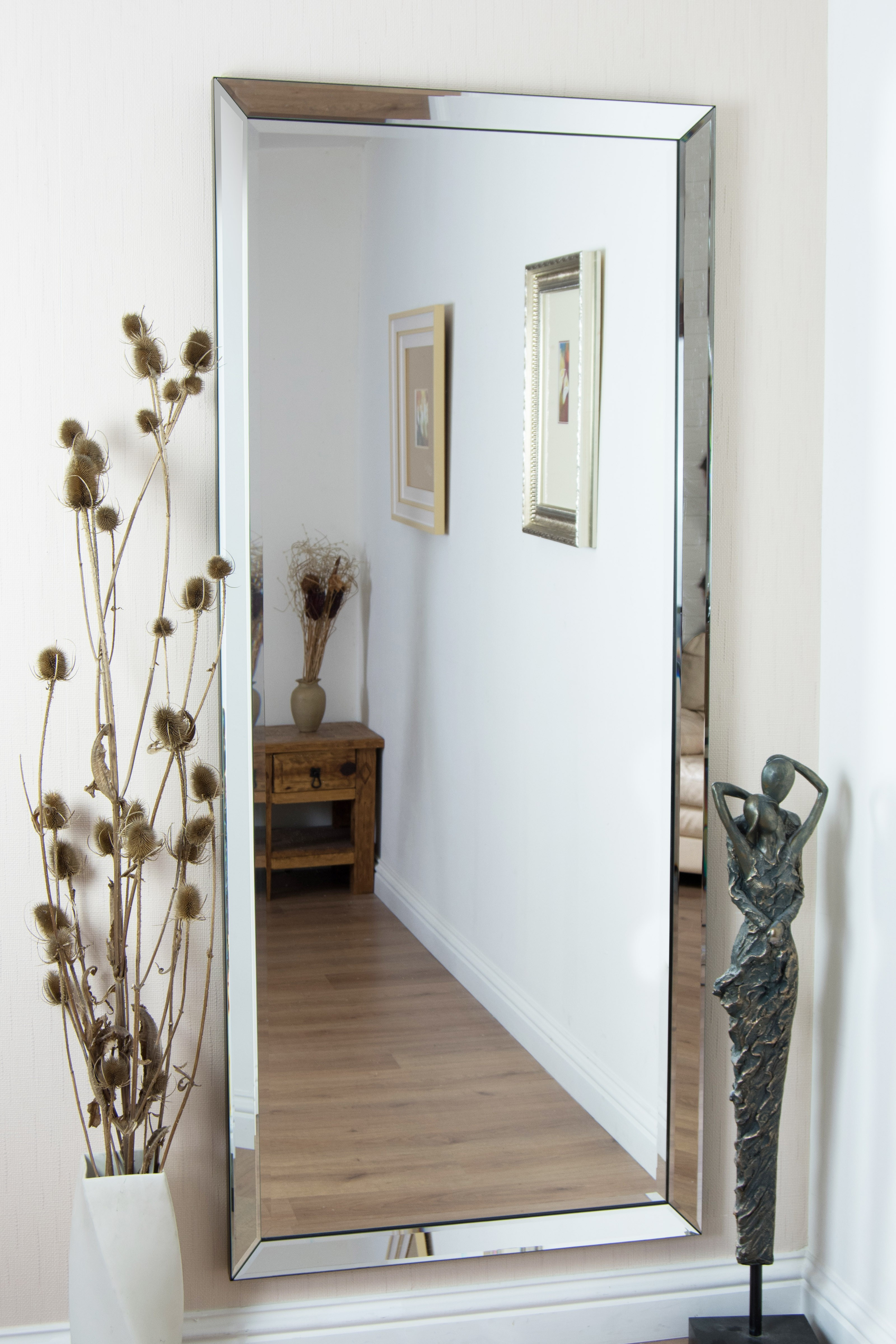 Full Length Decorative Wall Mirrors For Well Known Unique Full Length Wall Mirrors Photos Mirror Decorative Decoration (View 6 of 20)