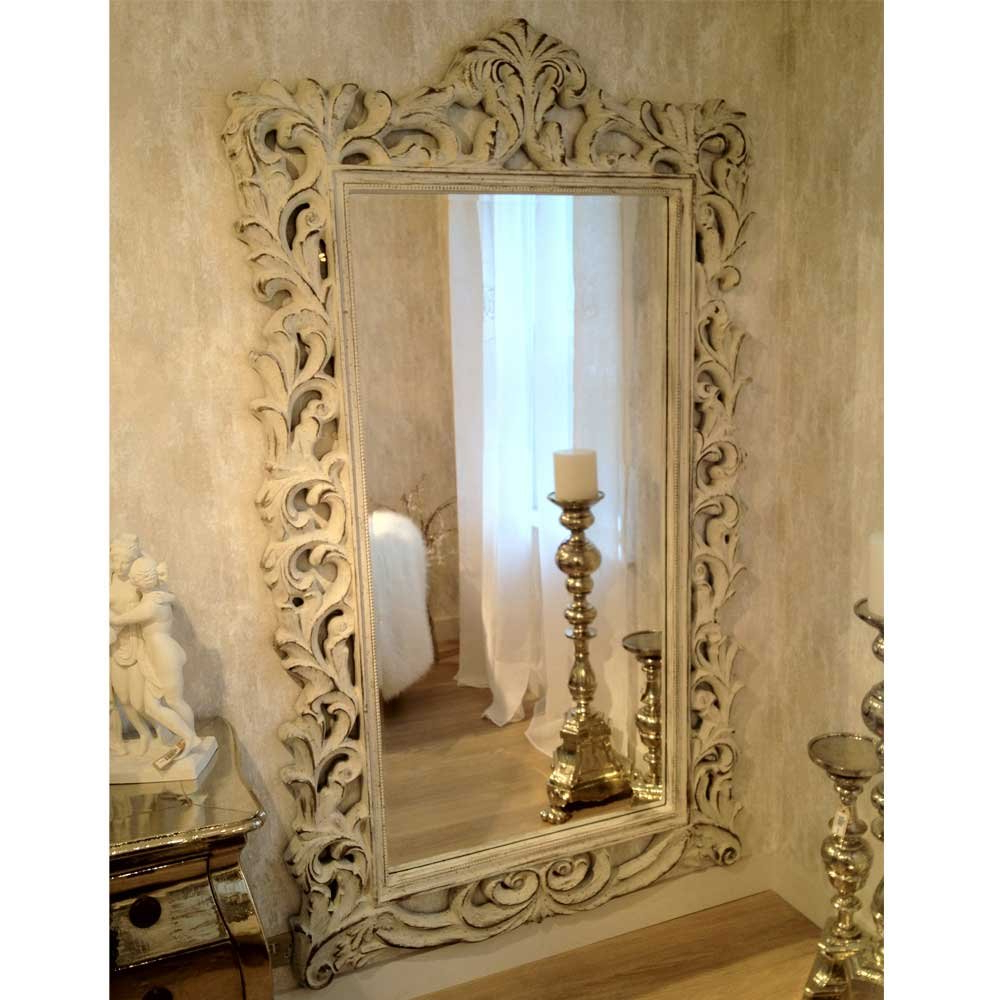 Full Length Mirror To Stick On Wall Unframed Rustic Bedroom Inside Fashionable Stick On Wall Mirrors (View 14 of 20)
