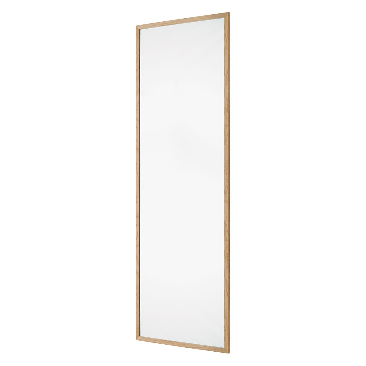 Full Length Wall Mirrors With Regard To 2019 Ontario 45 X 135cm Oak Full Length Wall Mirror (View 4 of 20)