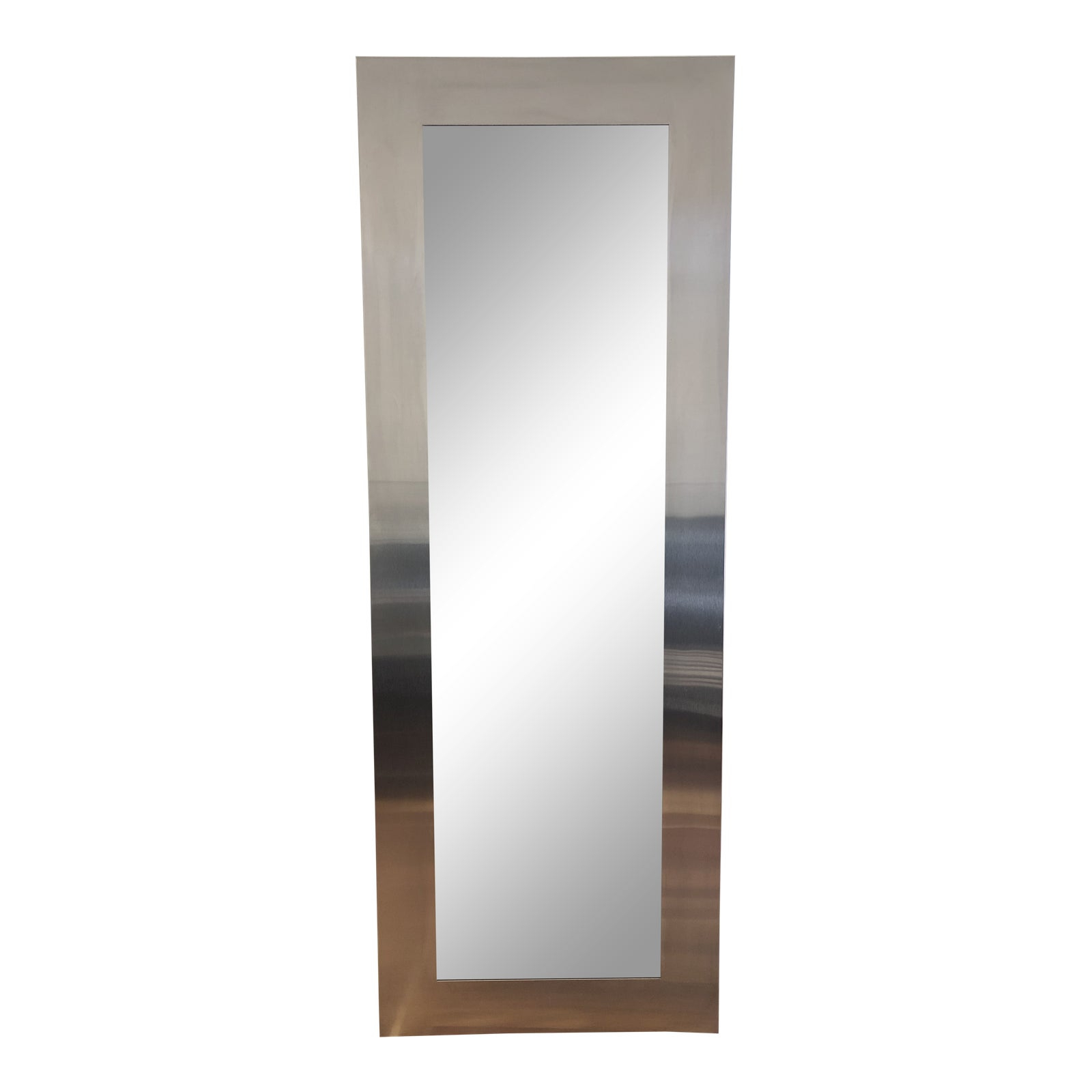 Full Length Wavy Wall Mirrors Regarding Well Known Tips: Leaning Mirror For Home Accessories (View 5 of 20)