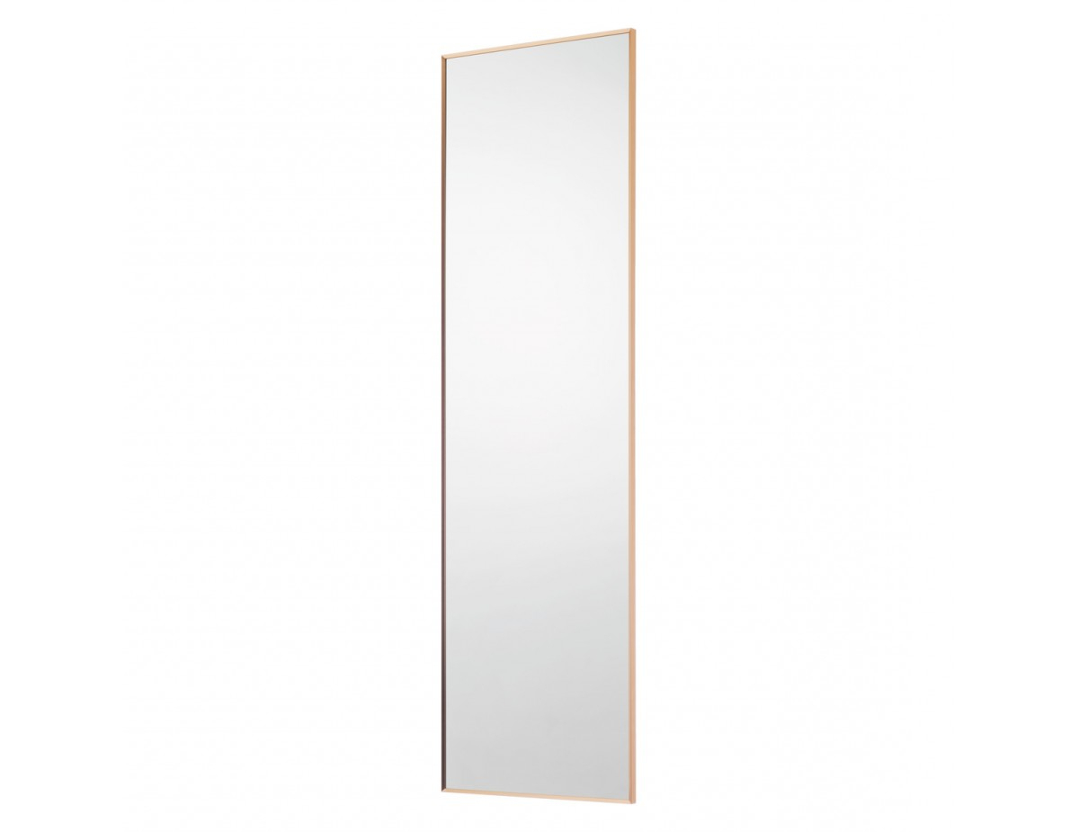 Full Length White Wall Mirrors With Regard To Most Up To Date Kupari 40 X 140Cm Copper Full Length Wall Mirror (View 8 of 20)