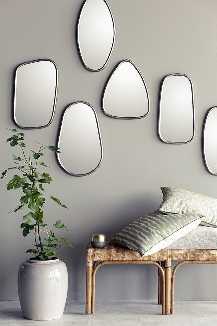 Funky Wall Mirrors In Famous Captivating Funky Mirrors For Hallways Images Design Ideas (View 6 of 20)