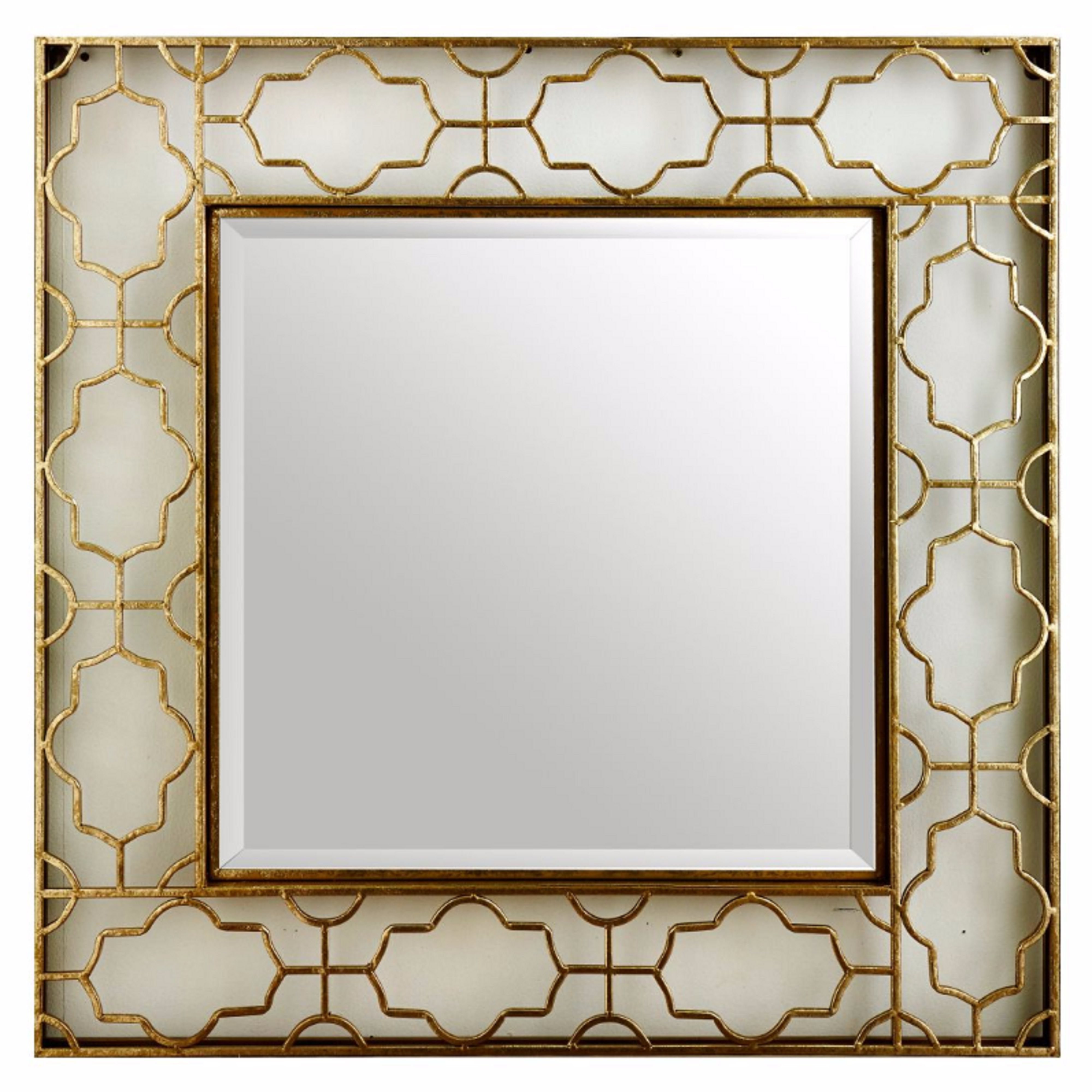 Funky Wall Mirrors Pertaining To Newest 10 Fabulous Statement Wall Mirrors (View 7 of 20)