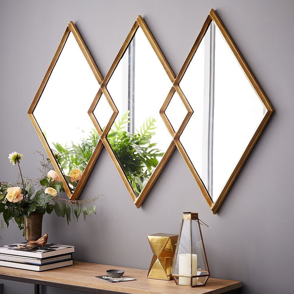 Future Home: Styling Intended For West Elm Wall Mirrors (View 4 of 20)