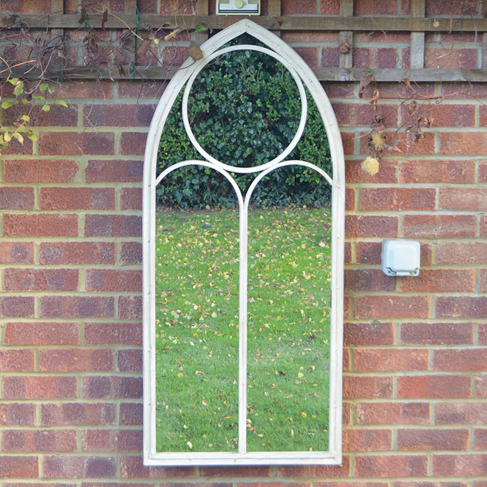 Garden Wall Mirrors In Popular Mirror Outlet Are Delighted To Offer For Sale This Gorgeous, Large (View 14 of 20)