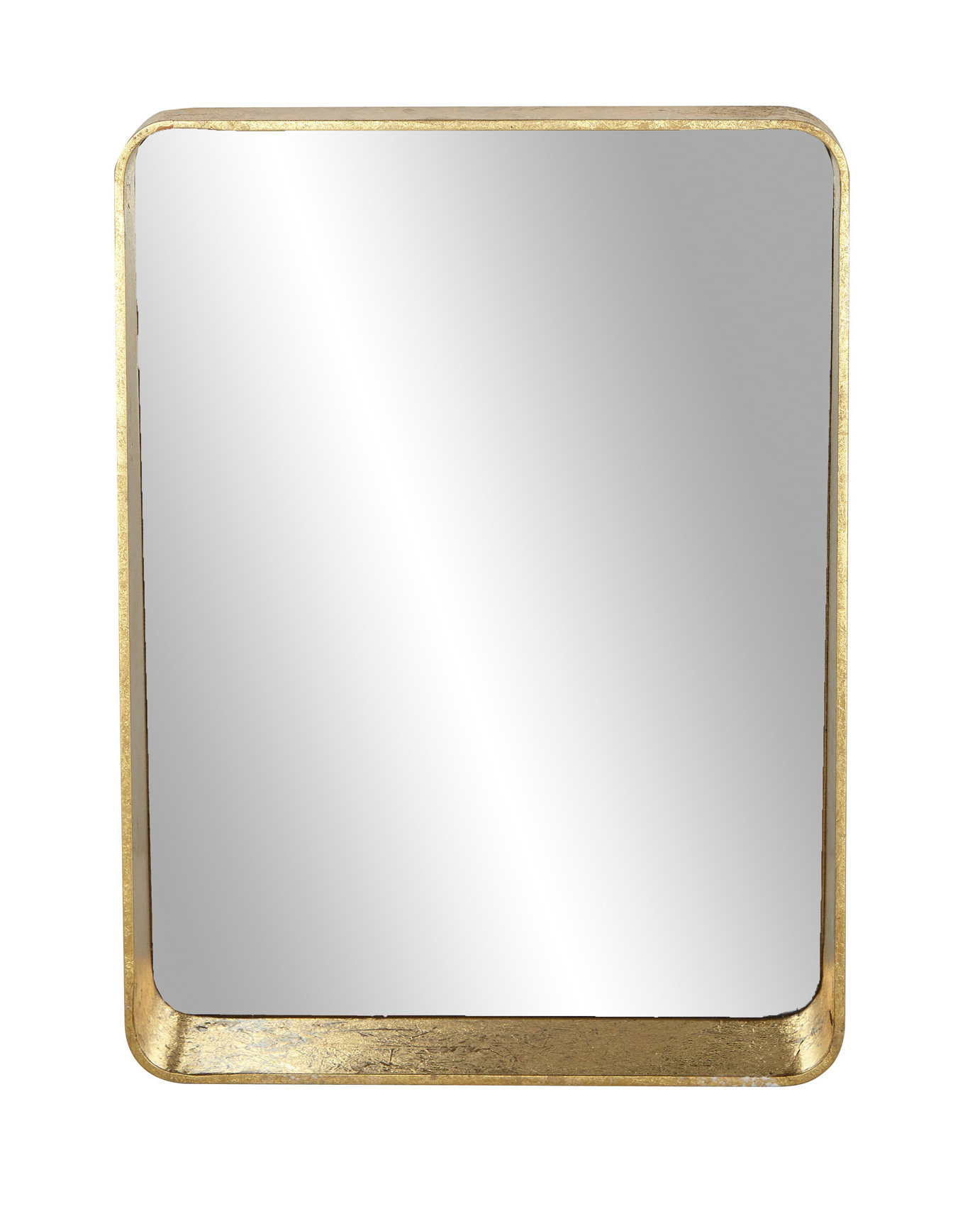 Ginyard Modern And Contemporary Accent Mirror Inside Most Popular Lugo Rectangle Accent Mirrors (View 14 of 20)
