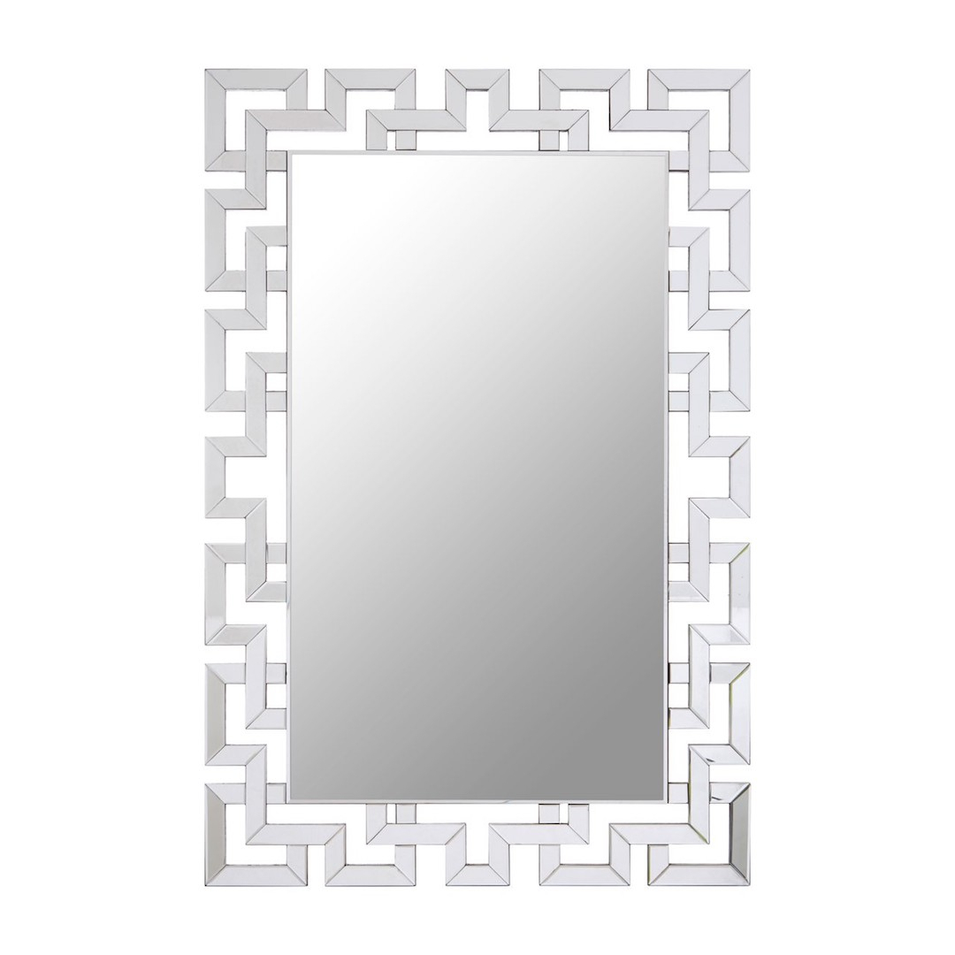 Gisel Art Deco Wall Mirror Regarding Best And Newest Art Deco Wall Mirrors (View 8 of 20)
