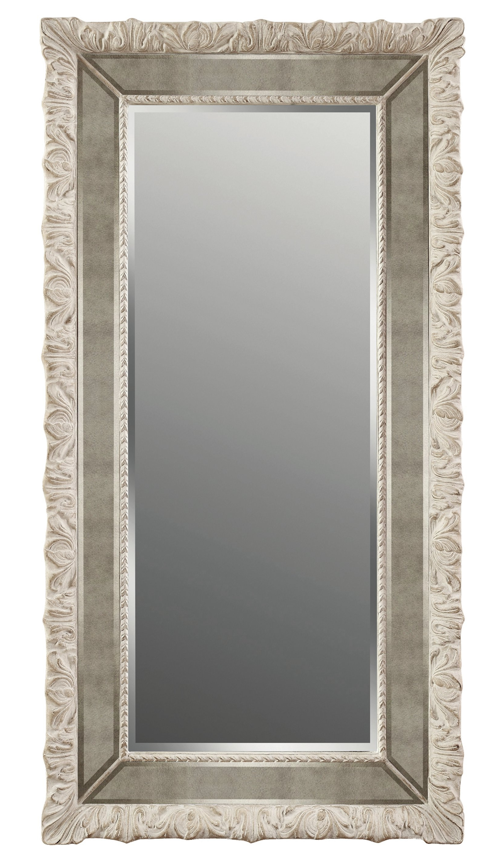 Gloria Full Length Floor Mirror Inside Fashionable Decorative Full Length Wall Mirrors (View 6 of 20)