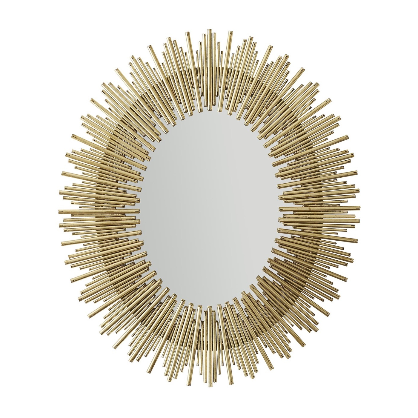 Gold Throughout Kentwood Round Wall Mirrors (View 8 of 20)
