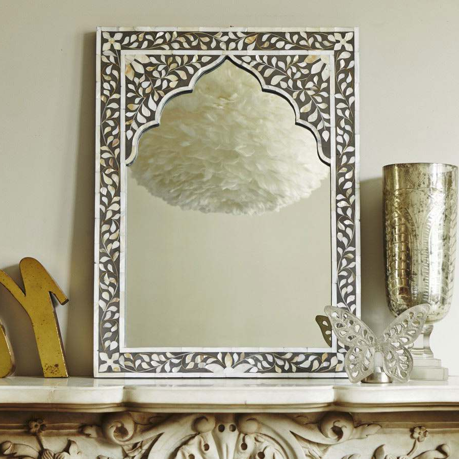 Graham & Green Throughout Mother Of Pearl Wall Mirrors (View 13 of 20)