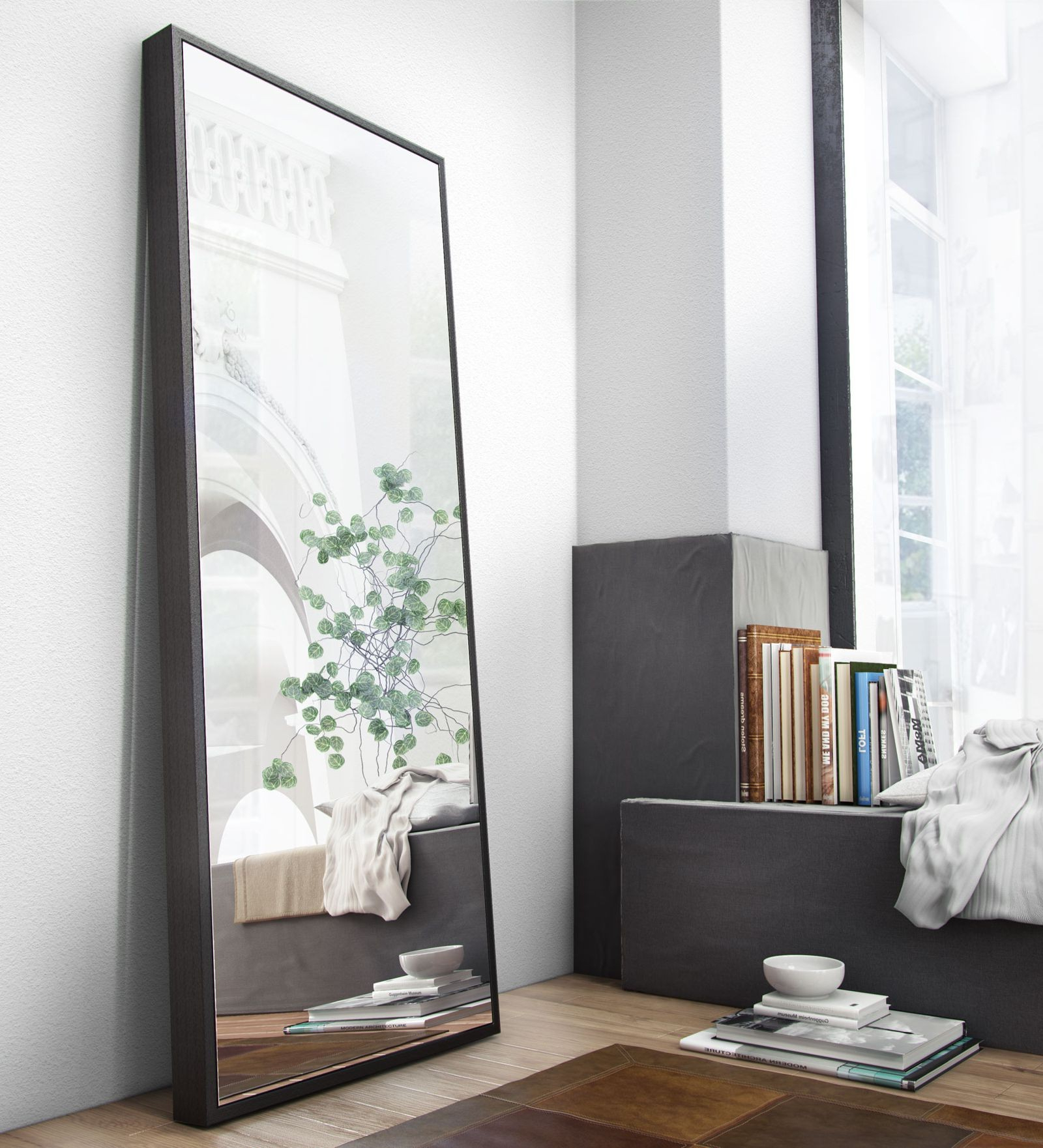 Greene Mirrormodloft Regarding Latest Standing Wall Mirrors (View 10 of 20)
