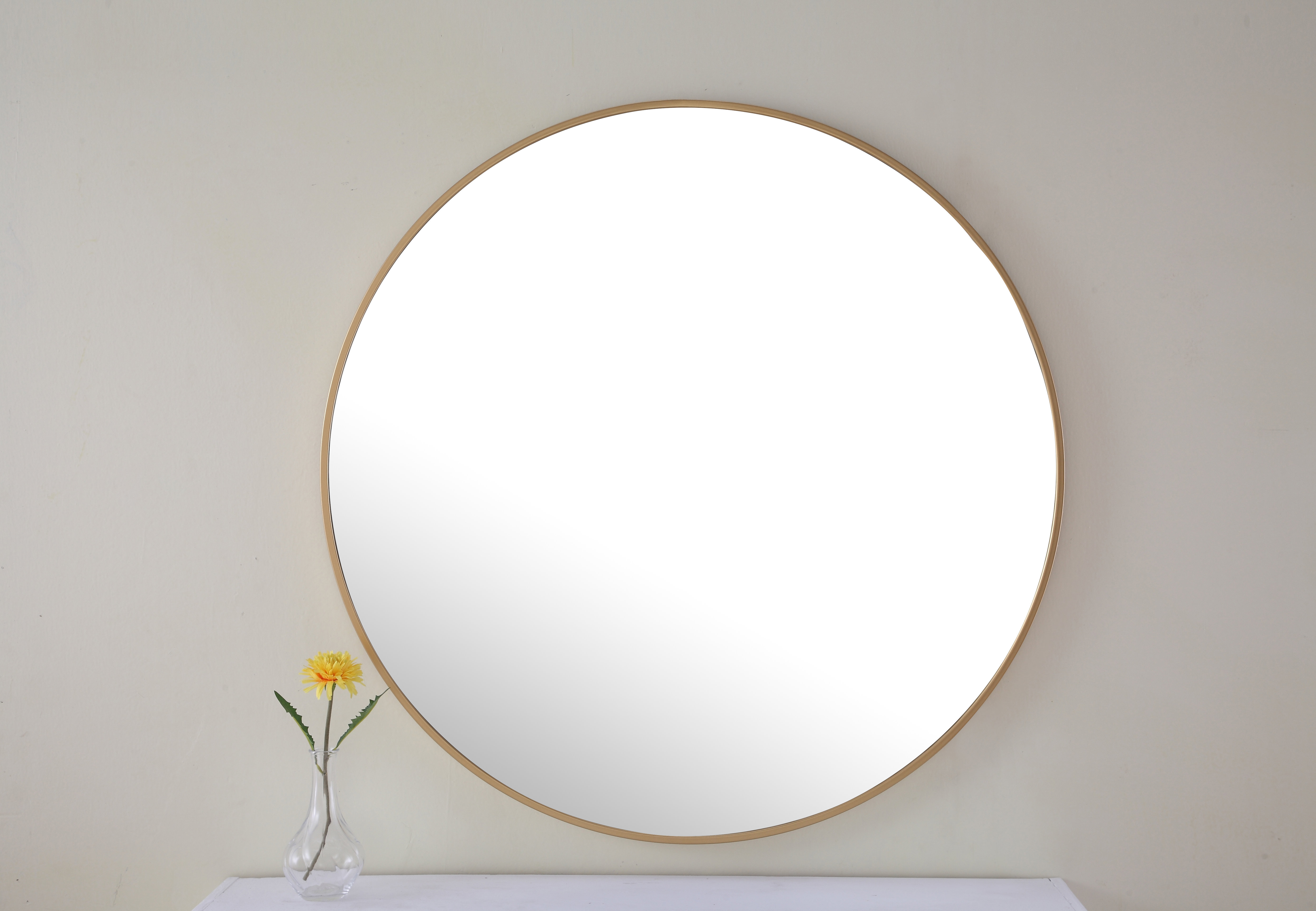 Greyleigh Needville Modern & Contemporary Beveled Accent Mirror Intended For Best And Newest Needville Modern & Contemporary Accent Mirrors (View 8 of 20)