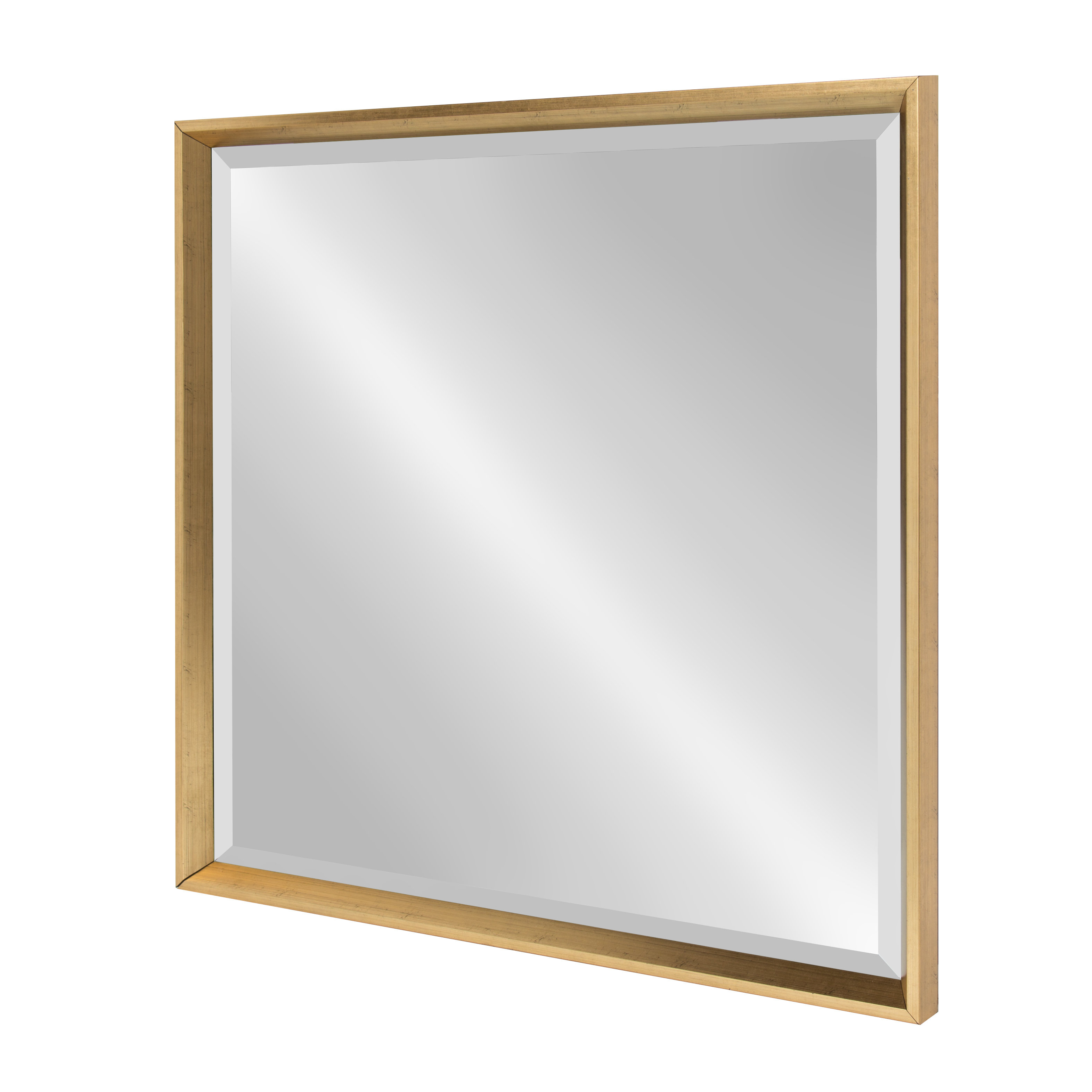 Greyleigh Sundown Framed Glam Beveled Accent Mirror For Well Known Lugo Rectangle Accent Mirrors (View 11 of 20)