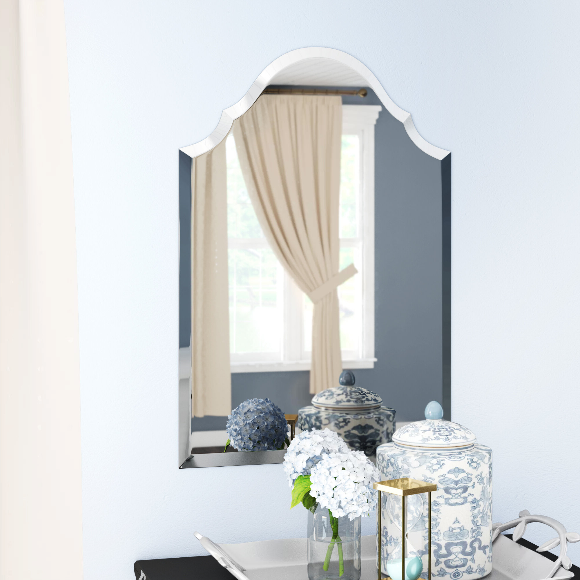 Guidinha Modern & Contemporary Accent Mirrors With Regard To Latest Morlan Accent Mirror (Gallery 20 of 20)