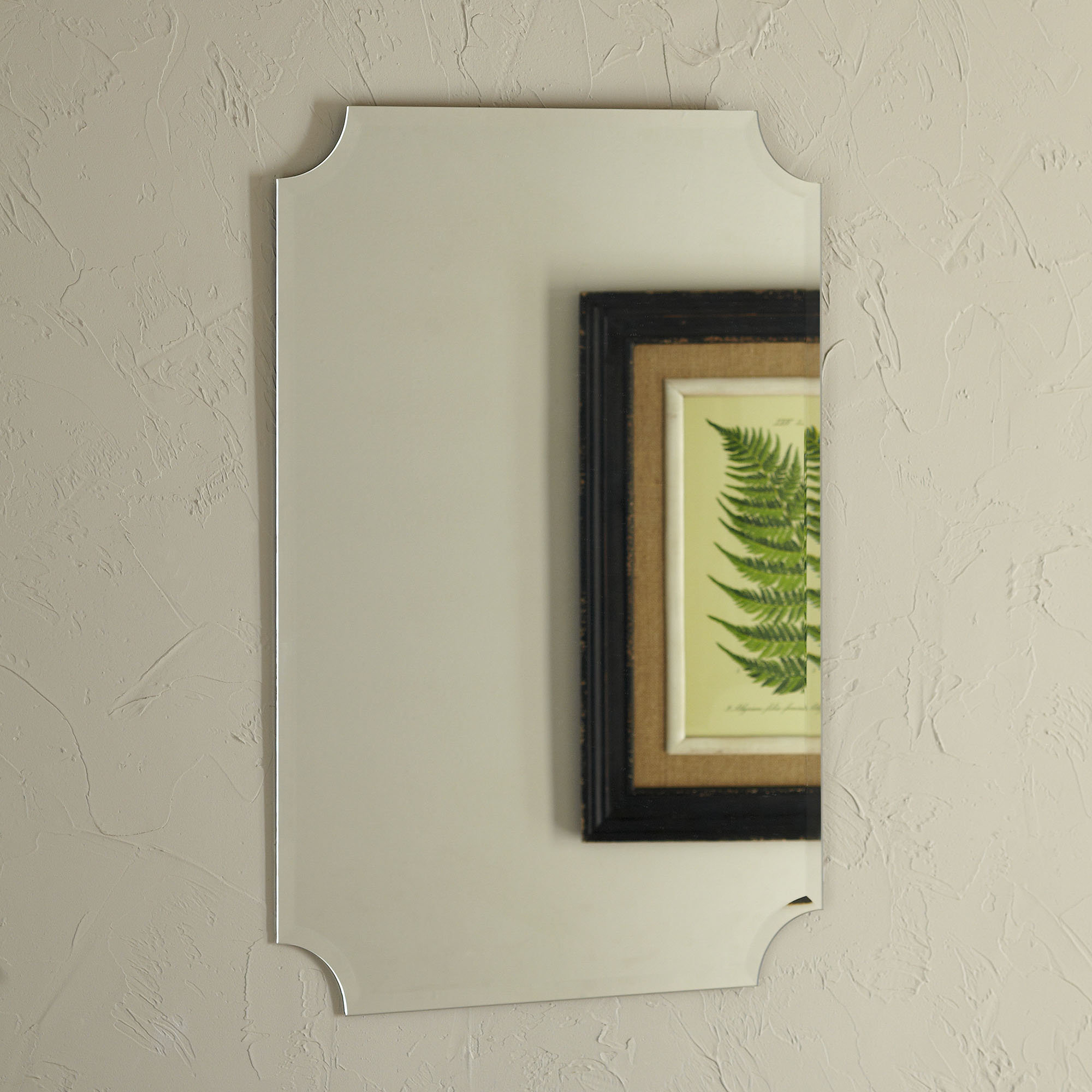 Guilherme Modern & Contemporary Accent Mirror Pertaining To Famous Guidinha Modern & Contemporary Accent Mirrors (Gallery 5 of 20)