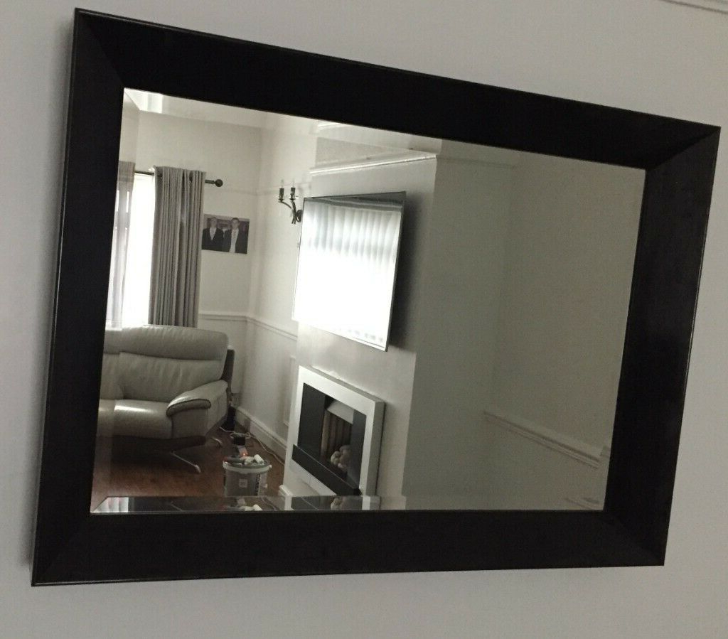 Gumtree Inside Angled Wall Mirrors (View 12 of 20)