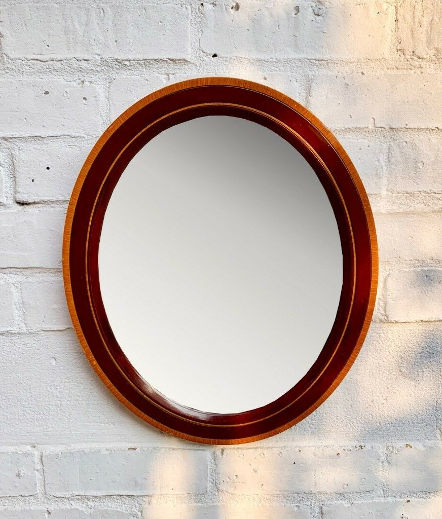 Gumtree Throughout Latest Small Oval Wall Mirrors (Gallery 20 of 20)