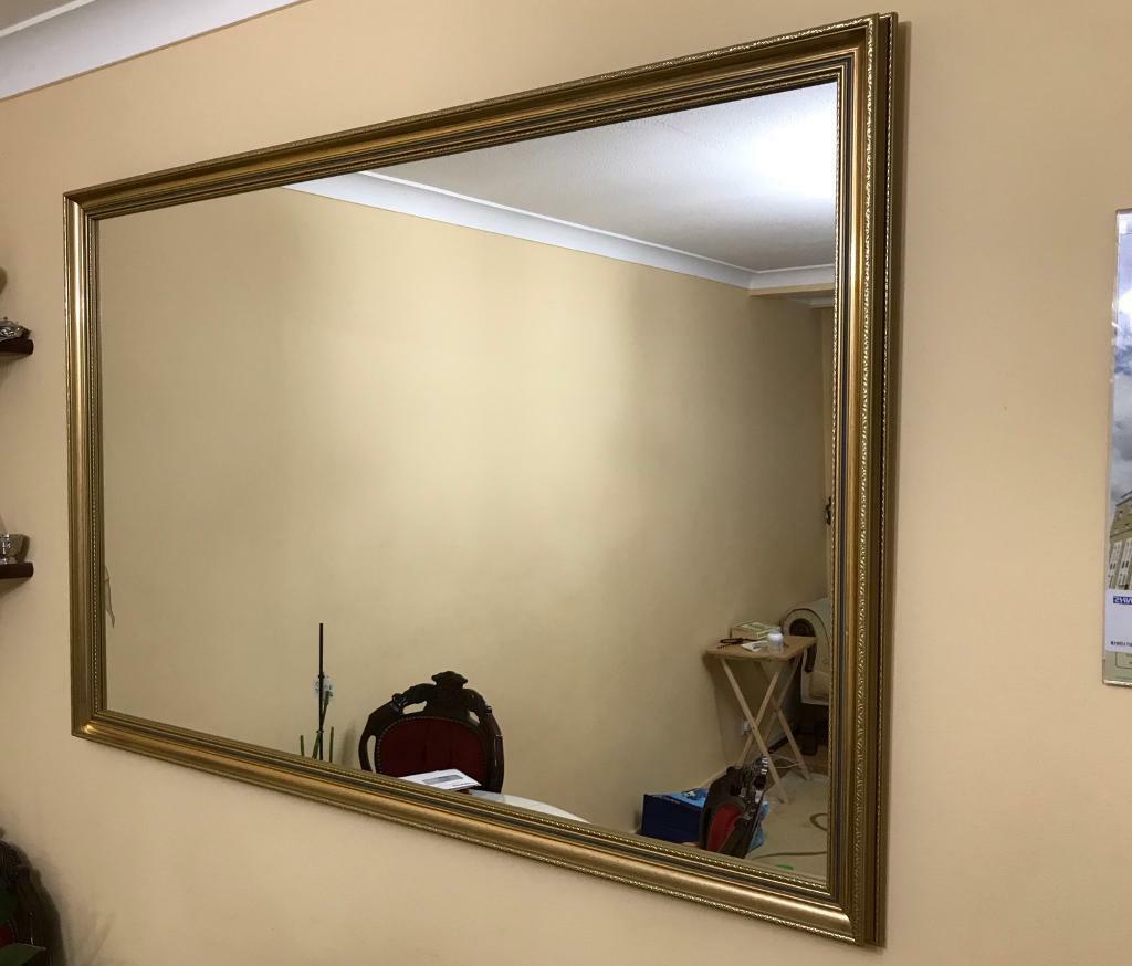Gumtree Within Well Liked Big Wall Mirrors (View 10 of 20)