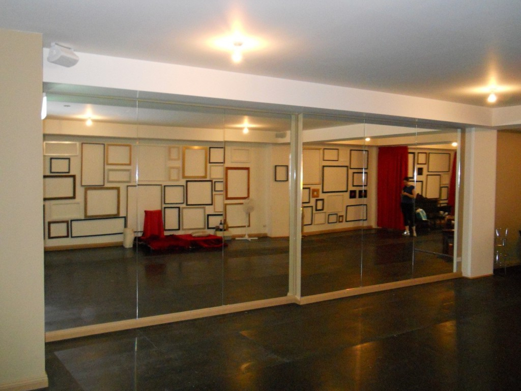 Gym & Dance Studio Mirrors » Master Mirror And Picture Installations Within Newest Dance Wall Mirrors (View 13 of 20)