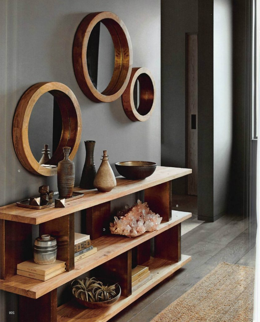 Hallway Wall Mirrors With Trendy Fun And Creative Ideas Of Wall Mirrors In The Hallway (View 18 of 20)