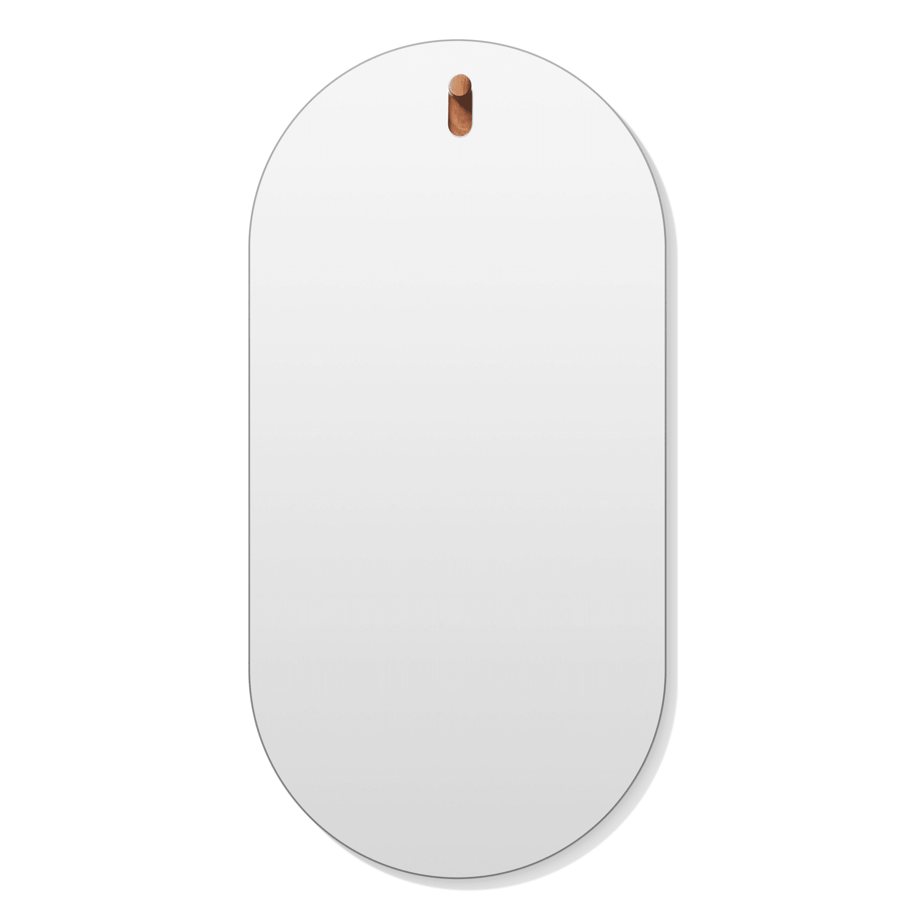 Hang 1 Capsule Mirror Within Most Popular Hang Wall Mirrors (Gallery 18 of 20)