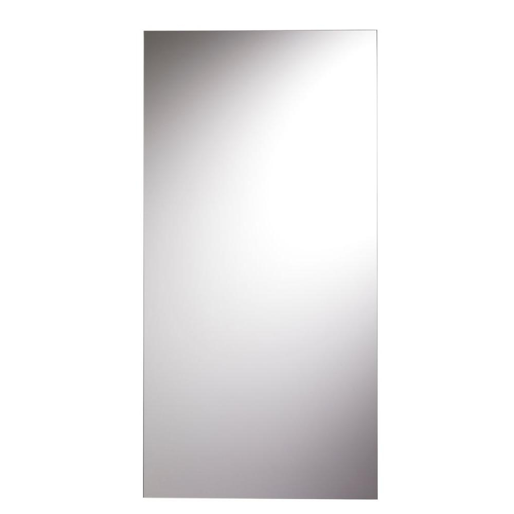 Hang Wall Mirrors Pertaining To Newest Croydex 18 In. X 36 In (View 12 of 20)