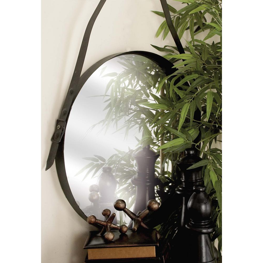 Hanging Wall Mirrors Regarding Well Known Litton Lane 35 In. X 24 In (View 14 of 20)