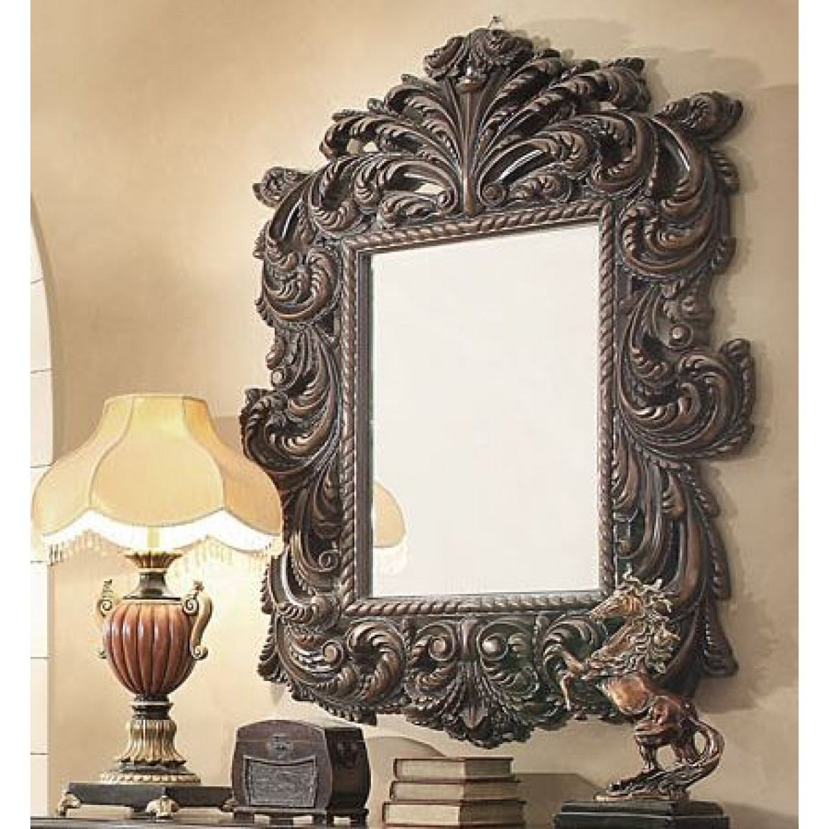 Hd Homey Design Traditional Wall Mirror Mirrors Home Decor Within Newest Traditional Wall Mirrors (View 3 of 20)