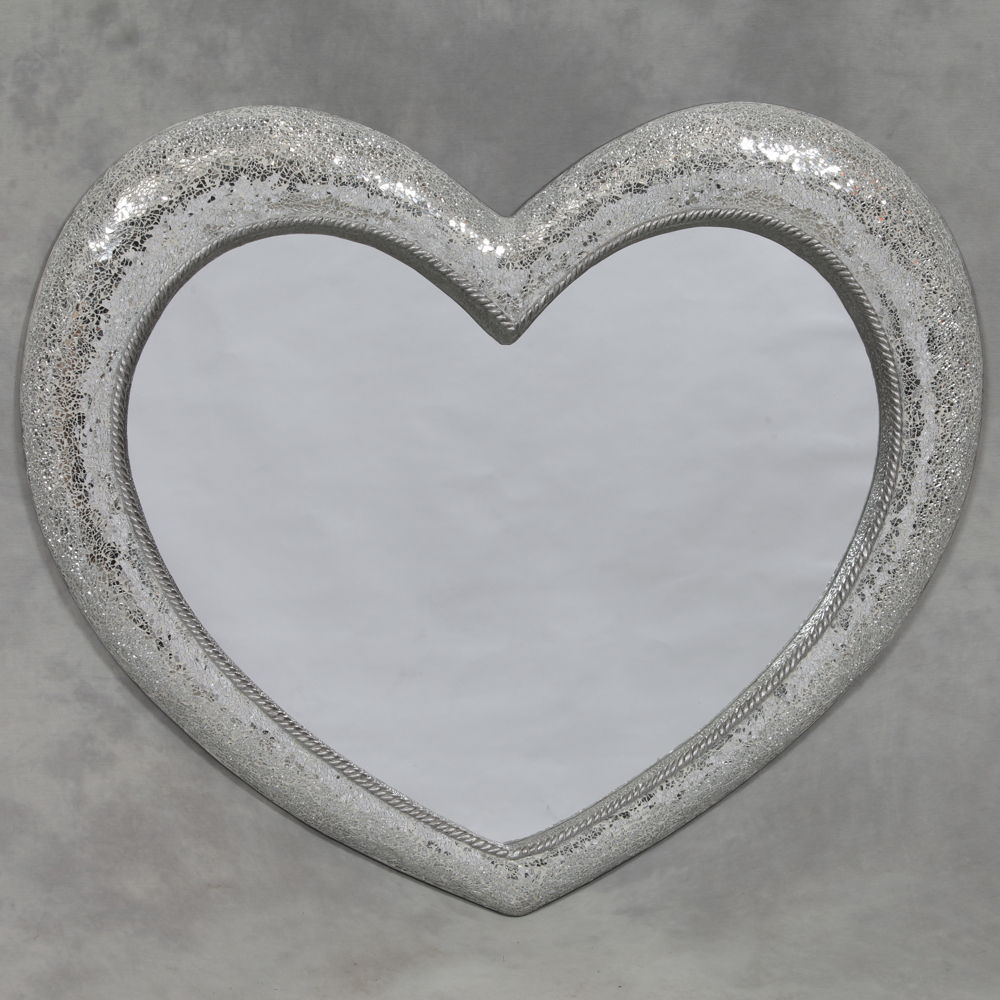 Heart Shaped Wall Mirror #my08 – Roccommunity Throughout Most Recent Heart Wall Mirrors (Gallery 16 of 20)