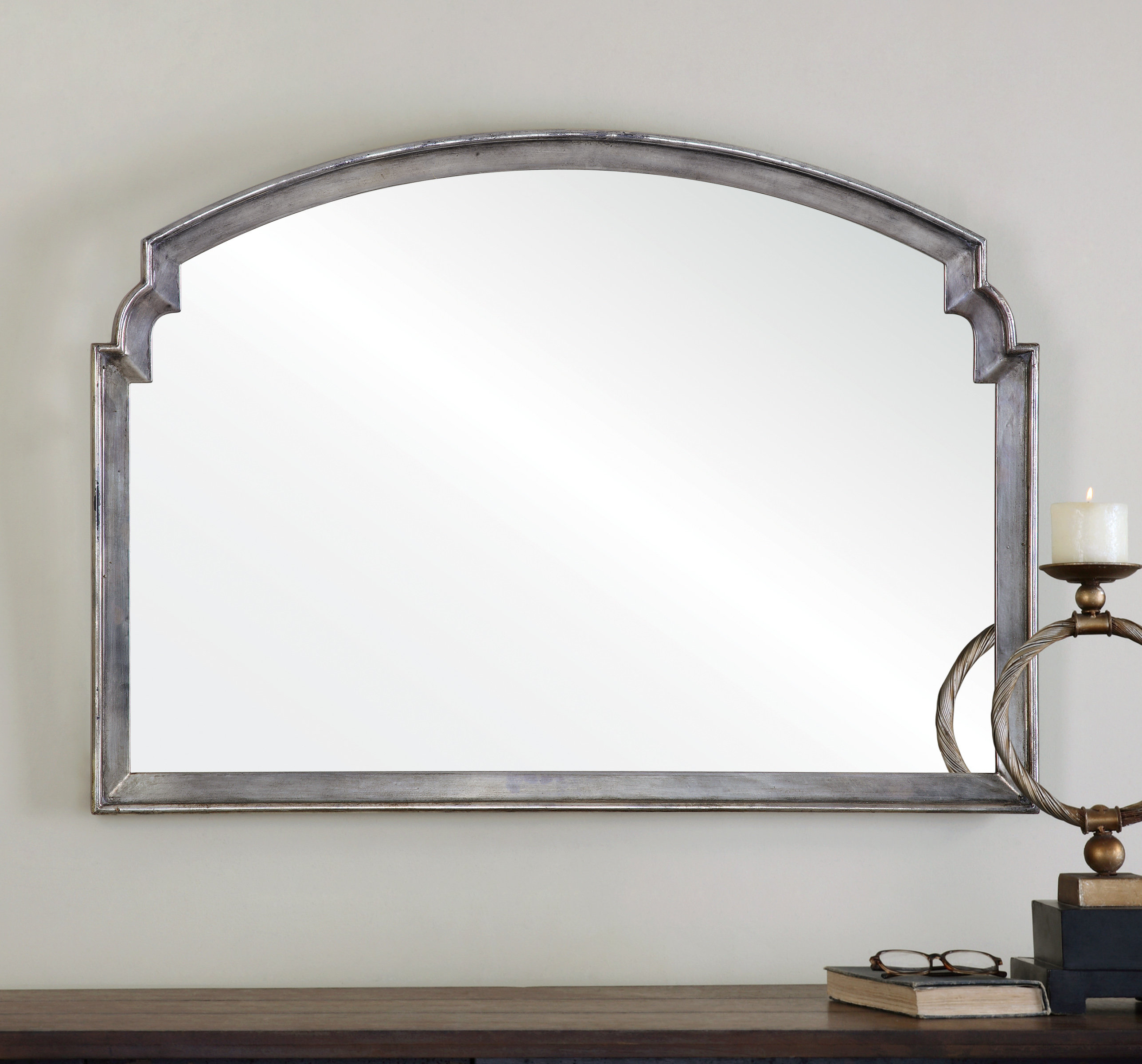 Helsley Accent Mirror Within Trendy Maude Accent Mirrors (Gallery 7 of 20)